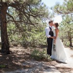 Country Colorado Wedding