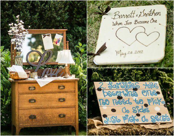 Dresser Used At wedding