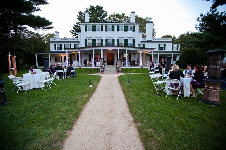 Massachusetts Farm Wedding At Glen Magna Farms Rustic Wedding Chic