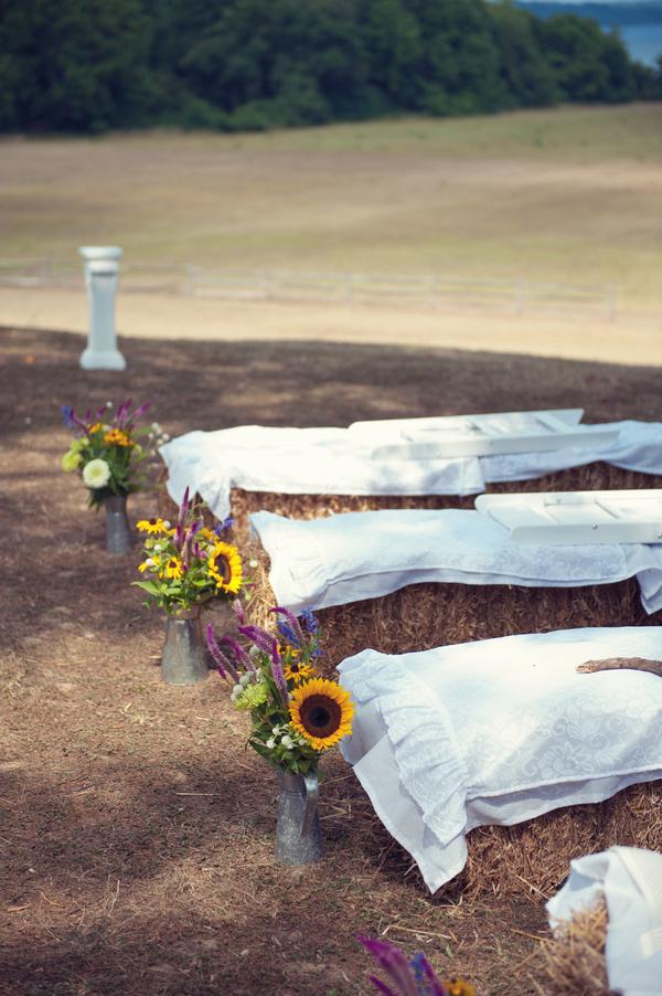 Farm Wedding In Maryland