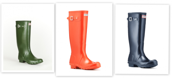 Hunter Boots For Wedding