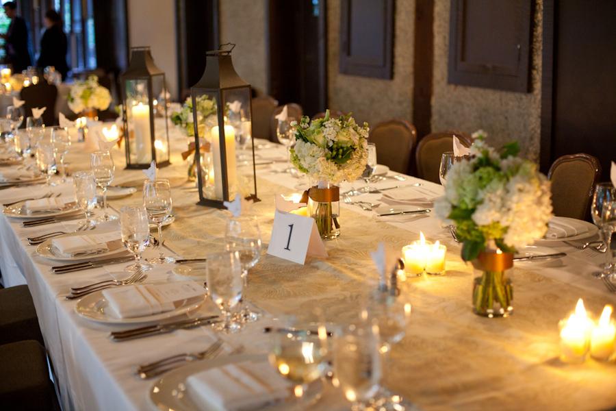 Asheville north carolina biltmore estate wedding rustic for Table asheville