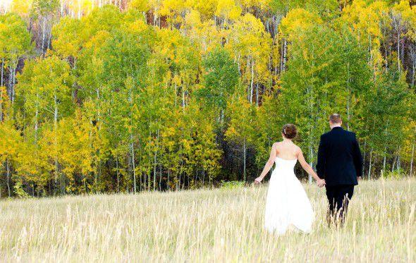 Park City Utah Wedding