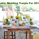 Rustic Wedding Trends