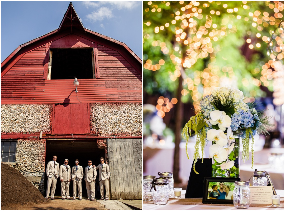 Tennessee Barn Wedding