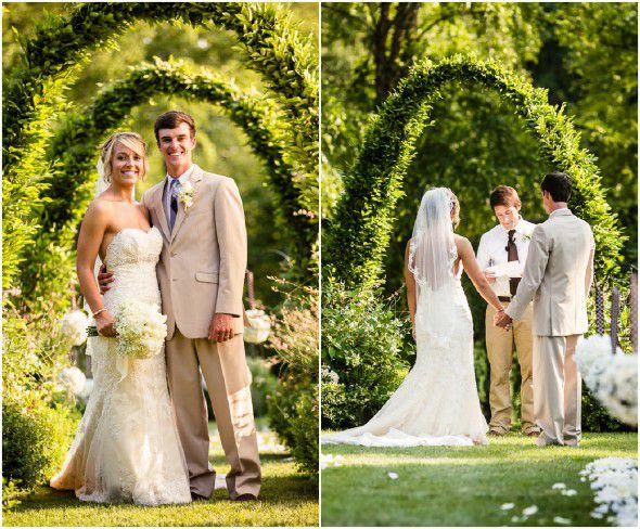 Tennessee Farm Wedding
