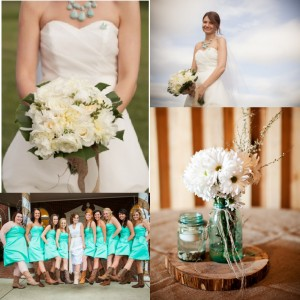 turquoise-wedding-color
