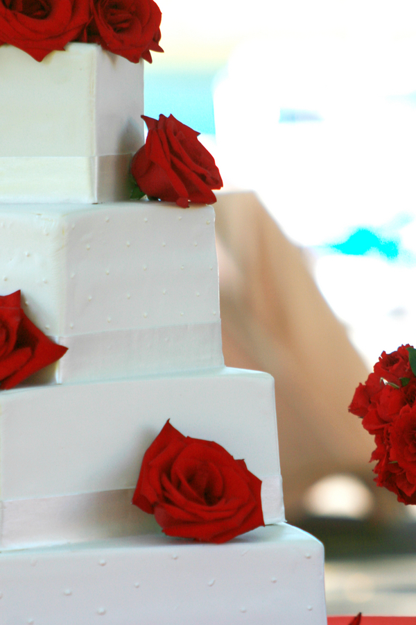 Red Amp White Themed Wedding Rustic Wedding Chic
