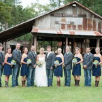 Southern Barn Wedding