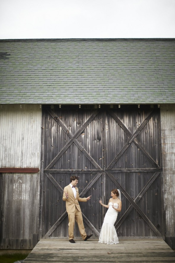 Lons Island New York Barn Wedding