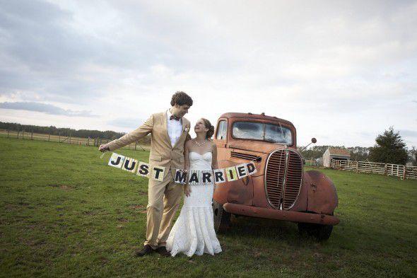 Rustic NY Wedding