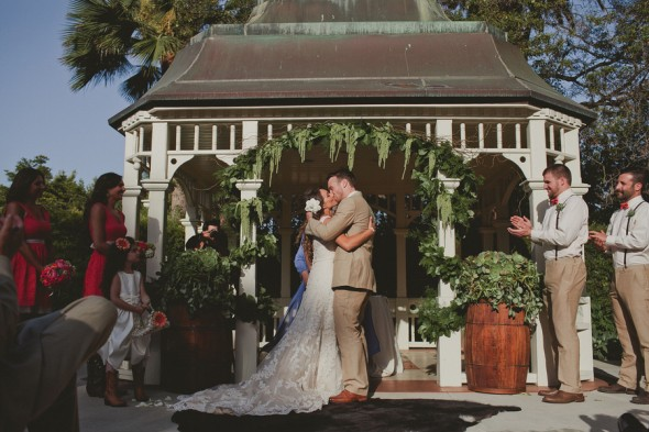 Outdoor Southern CA Wedding