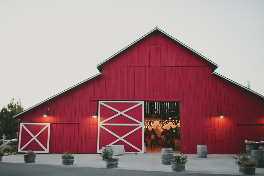 Southern California Barn Wedding