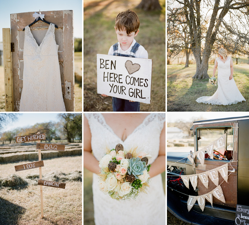 Budget Rustic Wedding