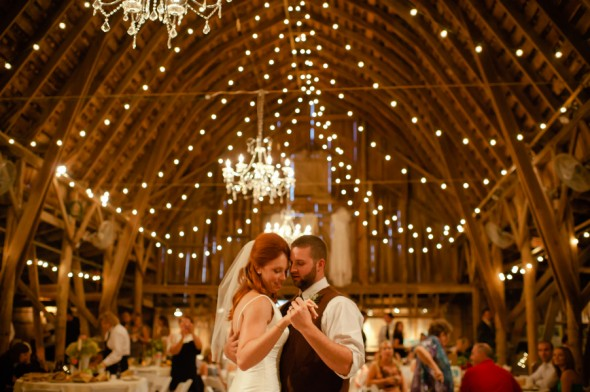 Nebraska Barn Wedding Ashley Tyler