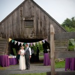 Backyard Style Wedding