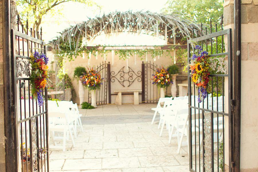 Midland Texas Wedding Rustic Wedding Chic