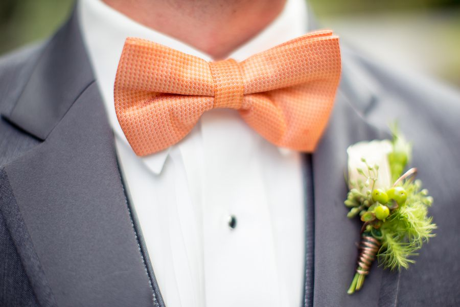 orange amp gray wedding colors rustic wedding chic