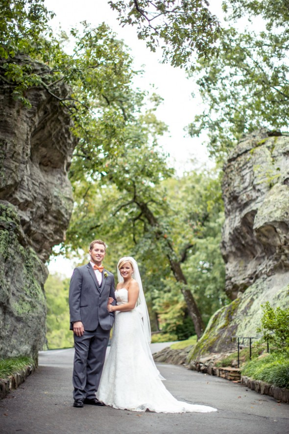 Outdoor Rustic Wedding