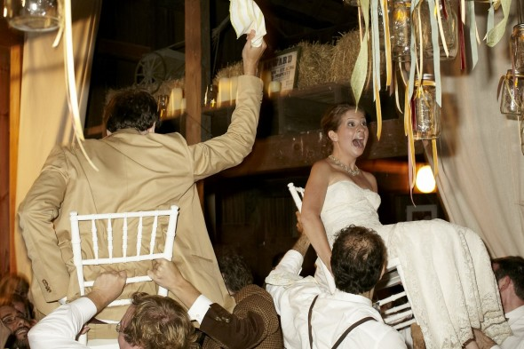 Rustic Jewish Wedding
