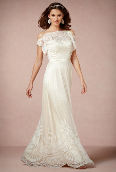 Romantic Style Wedding Gown