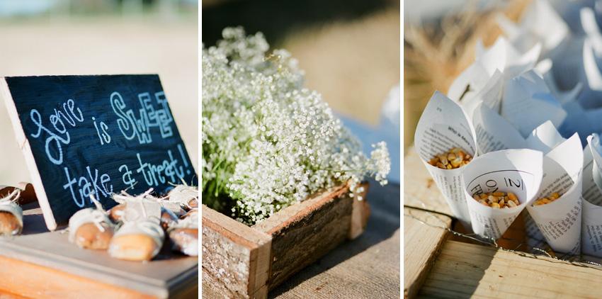 Budget Rustic Wedding