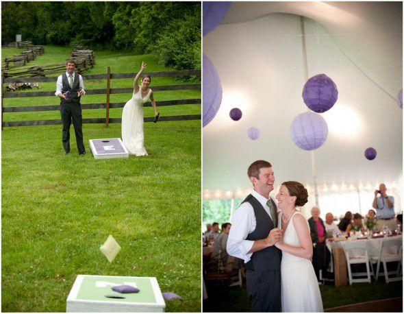 backyard Wedding Games