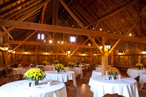 Barn Wedding Illinois
