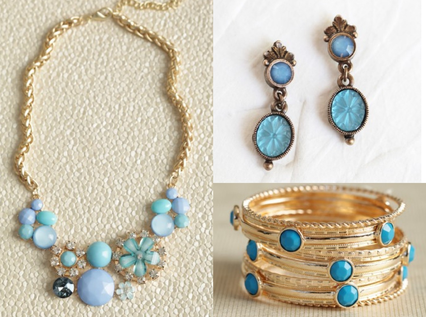 Jewelry For A Rustic Wedding