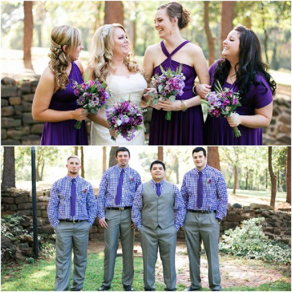 Oklahoma Rustic Wedding
