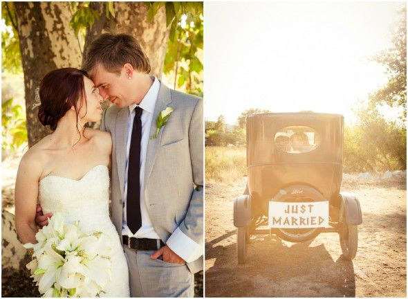 Ca Ranch Wedding