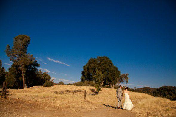 Country California Wedding