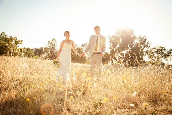 Northern CA Rustic Wedding
