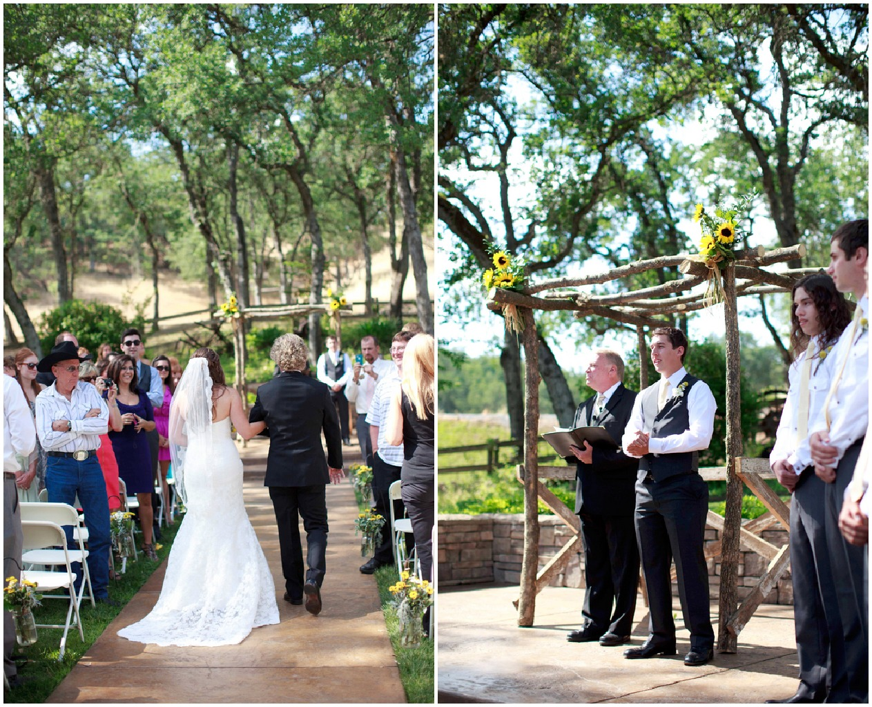 Rustic Barn Wedding - Rustic Wedding Chic - photo#14