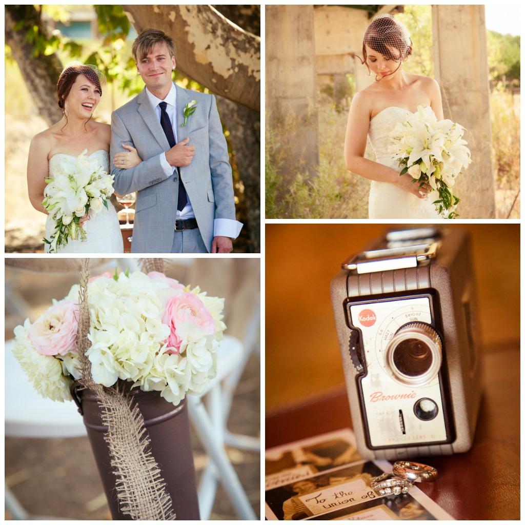 Barn Weddings: Northern California Barn Wedding
