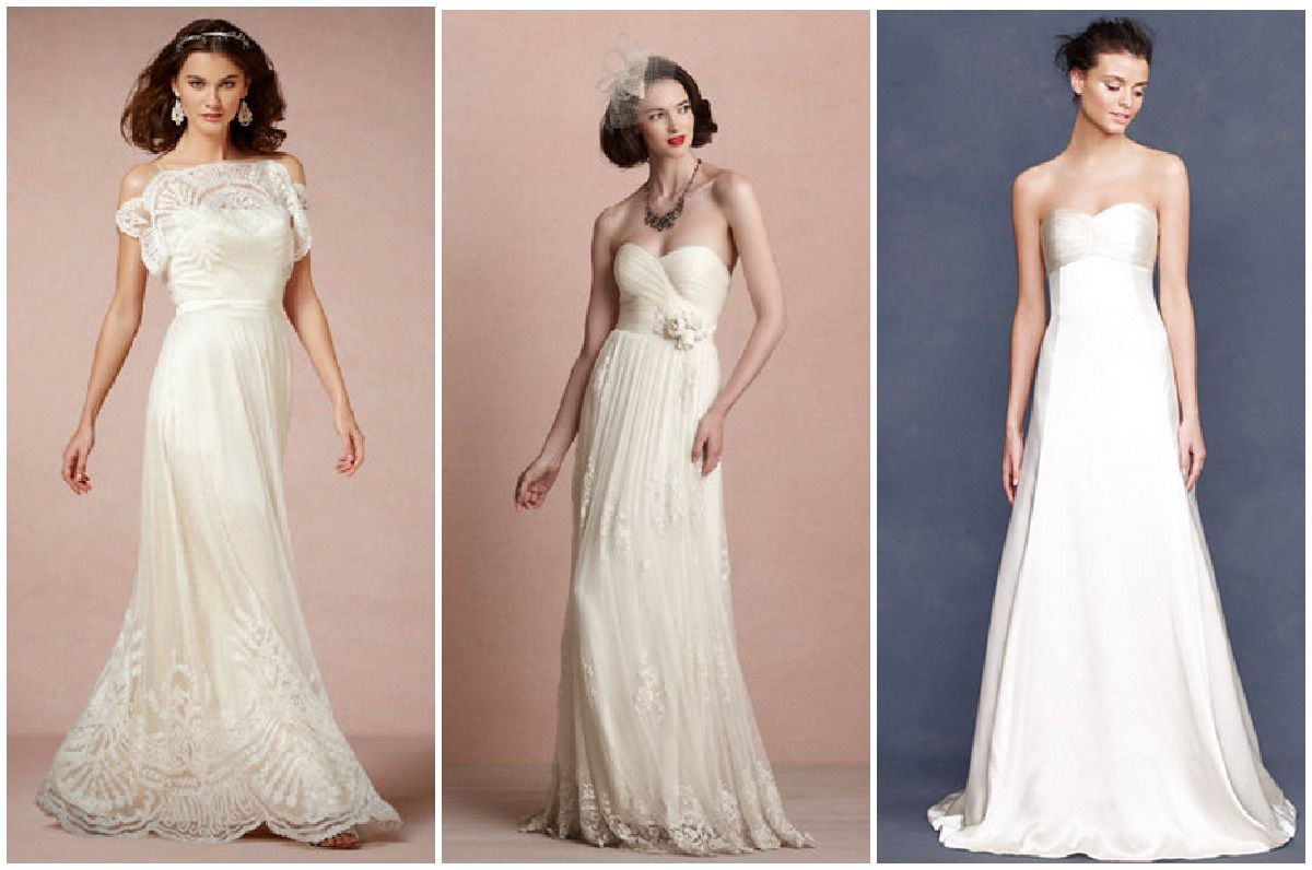 Romantic Style Wedding Dresses