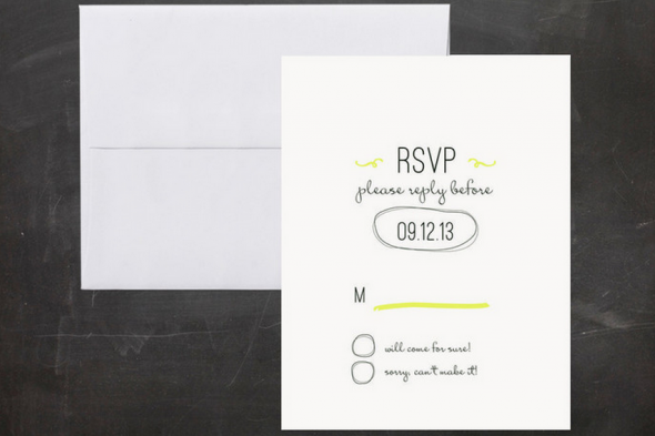 Please Rsvp by Wording Rsvp Card Wording