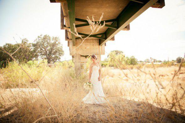 Rustic CA Bride