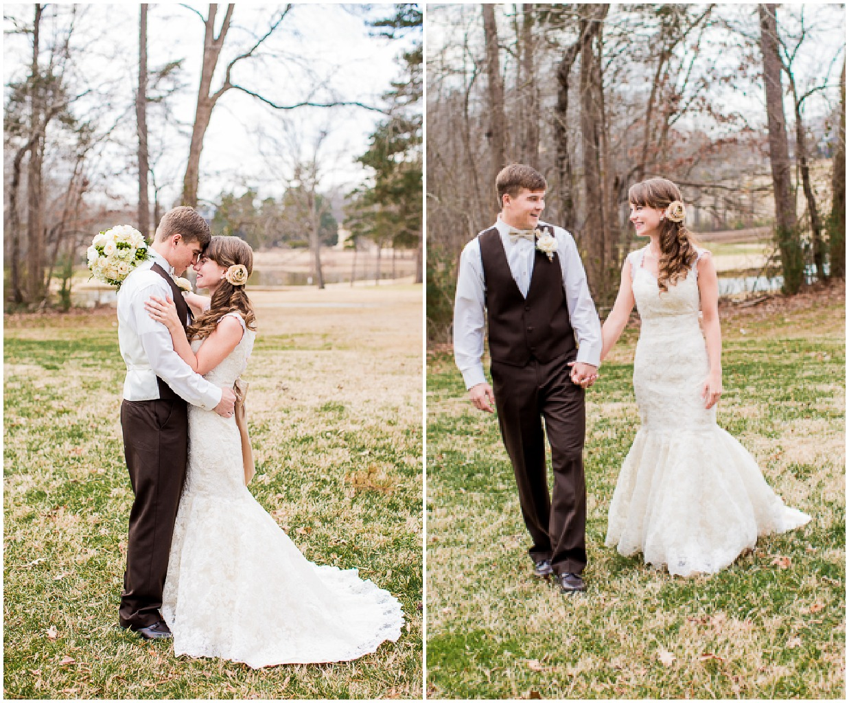 South carolina barn wedding