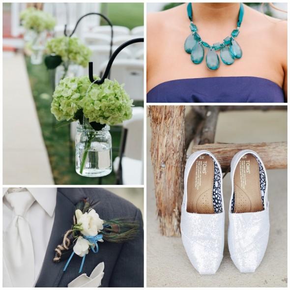 Rustic Elegant Barn Wedding Ideas: Elegant Texas Country Wedding