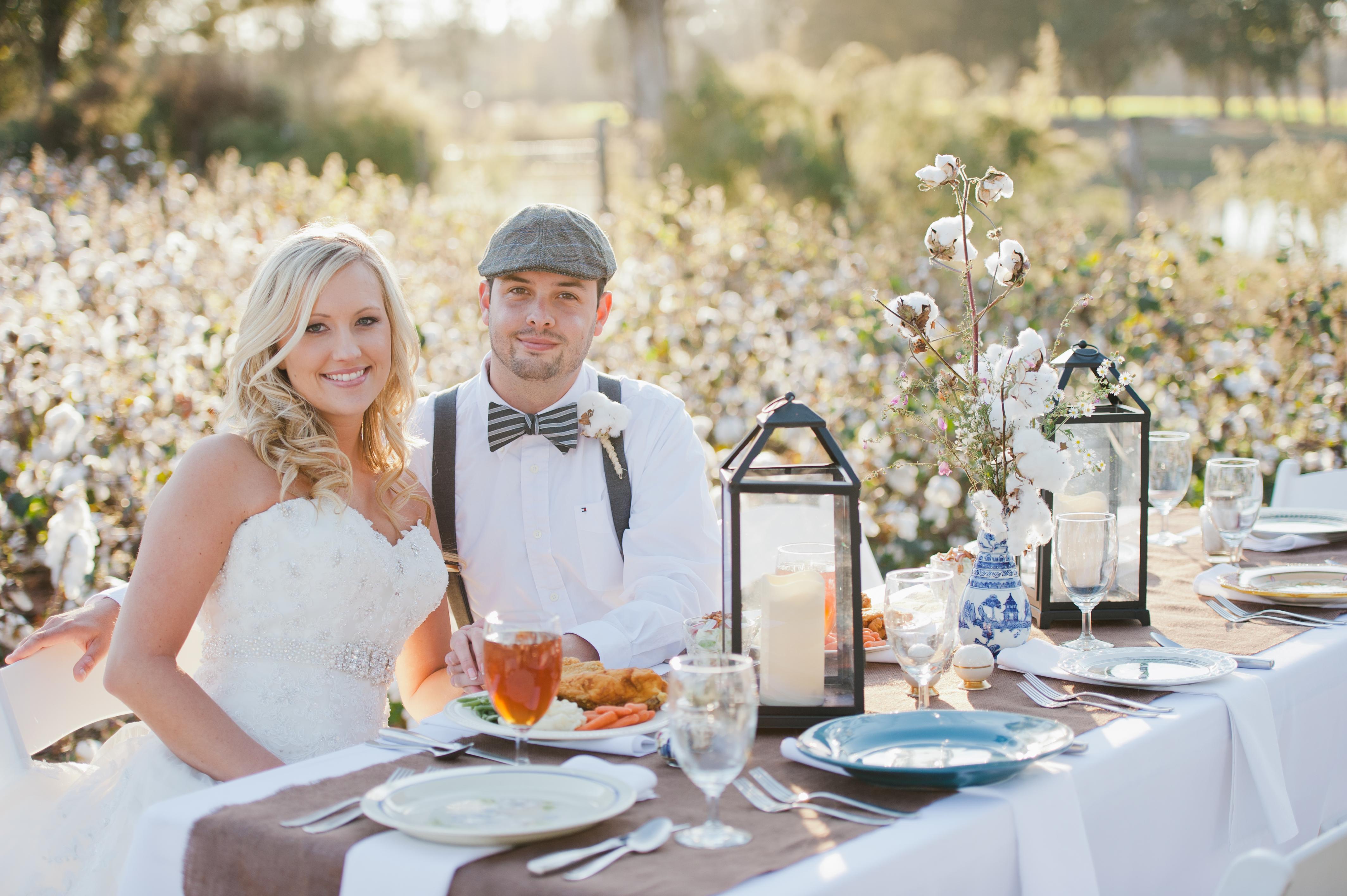 Southern Inspired Wedding Shoot Rustic Wedding Chic