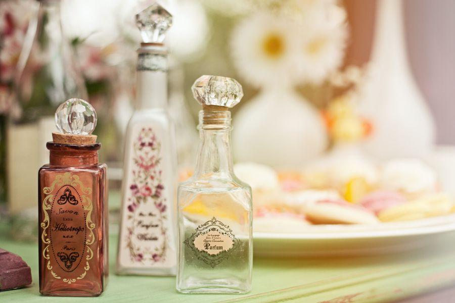 Whimsical Vintage Style Wedding Inspiration Shoot Rustic Wedding Chic