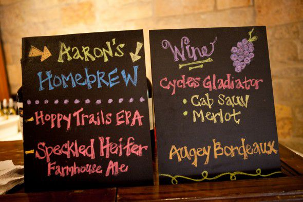 Wedding Beer Signs