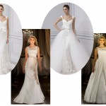 Overskirt Wedding Gowns