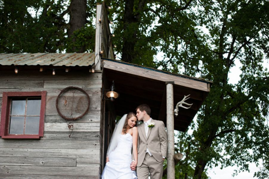 Rustic Oregon Wedding