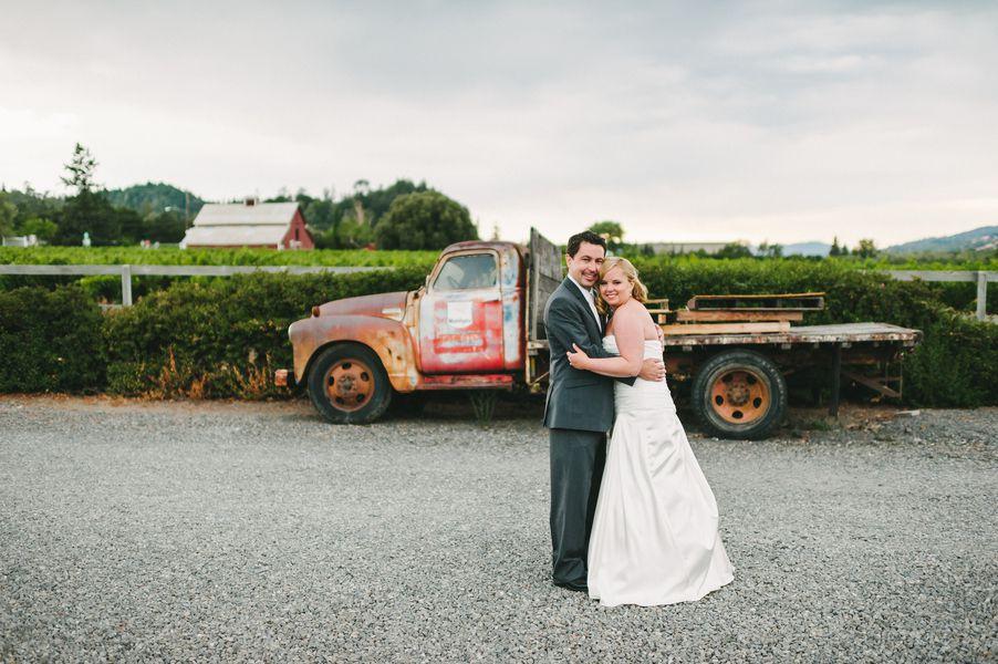 Winery Wedding CA