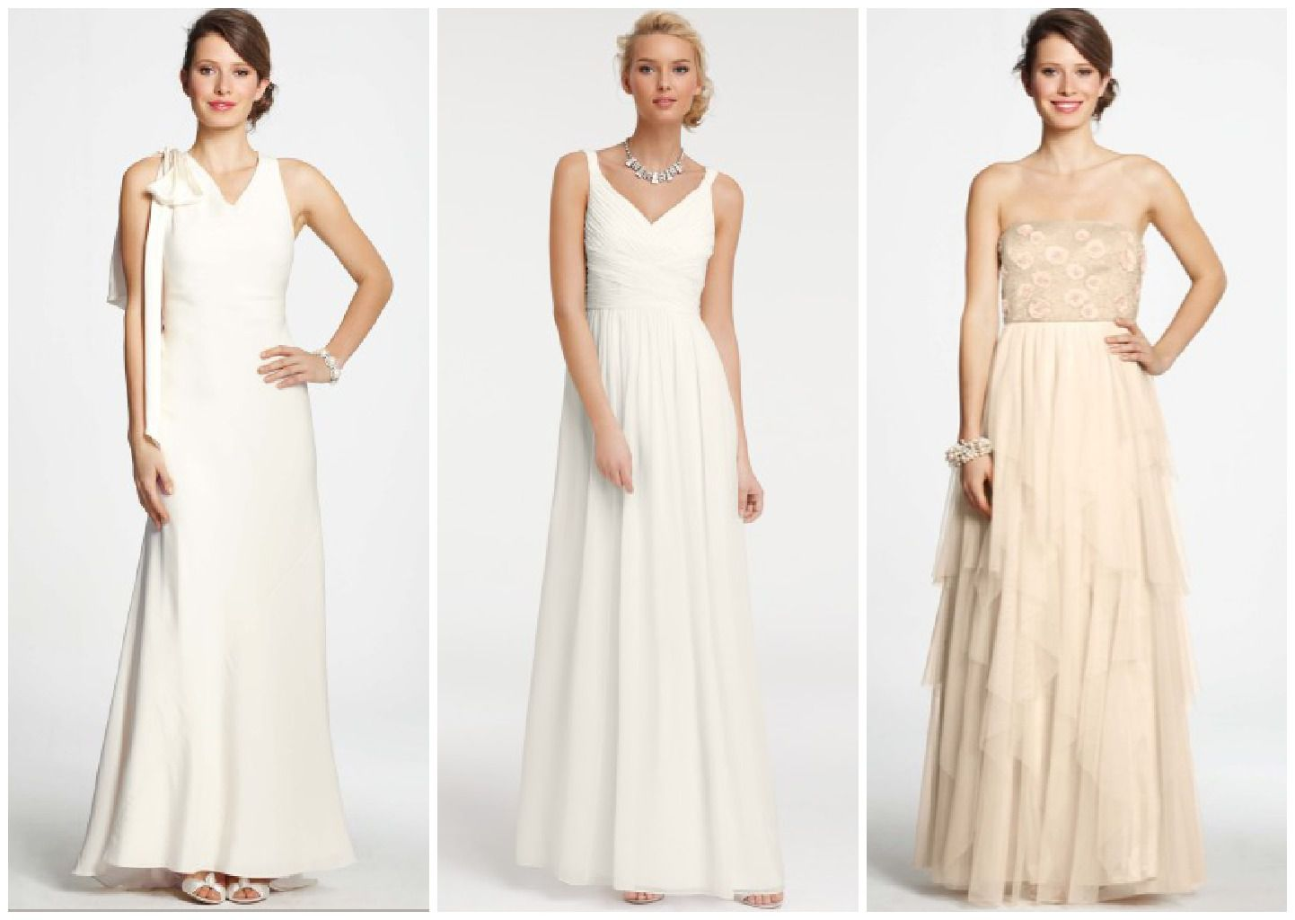 Ann taylor wedding dresses rustic wedding chic wedding gown dresses from ann taylor junglespirit Images