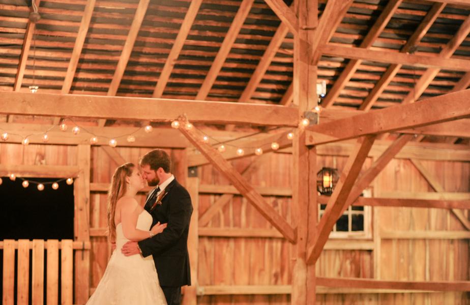 New Jersey Barn Wedding - Rustic Wedding Chic