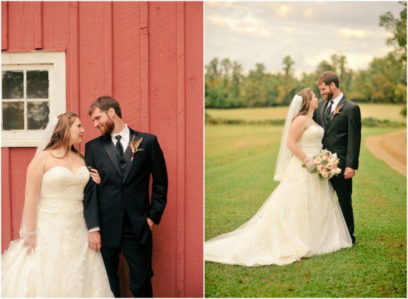 Barn Wedding In New Jersey