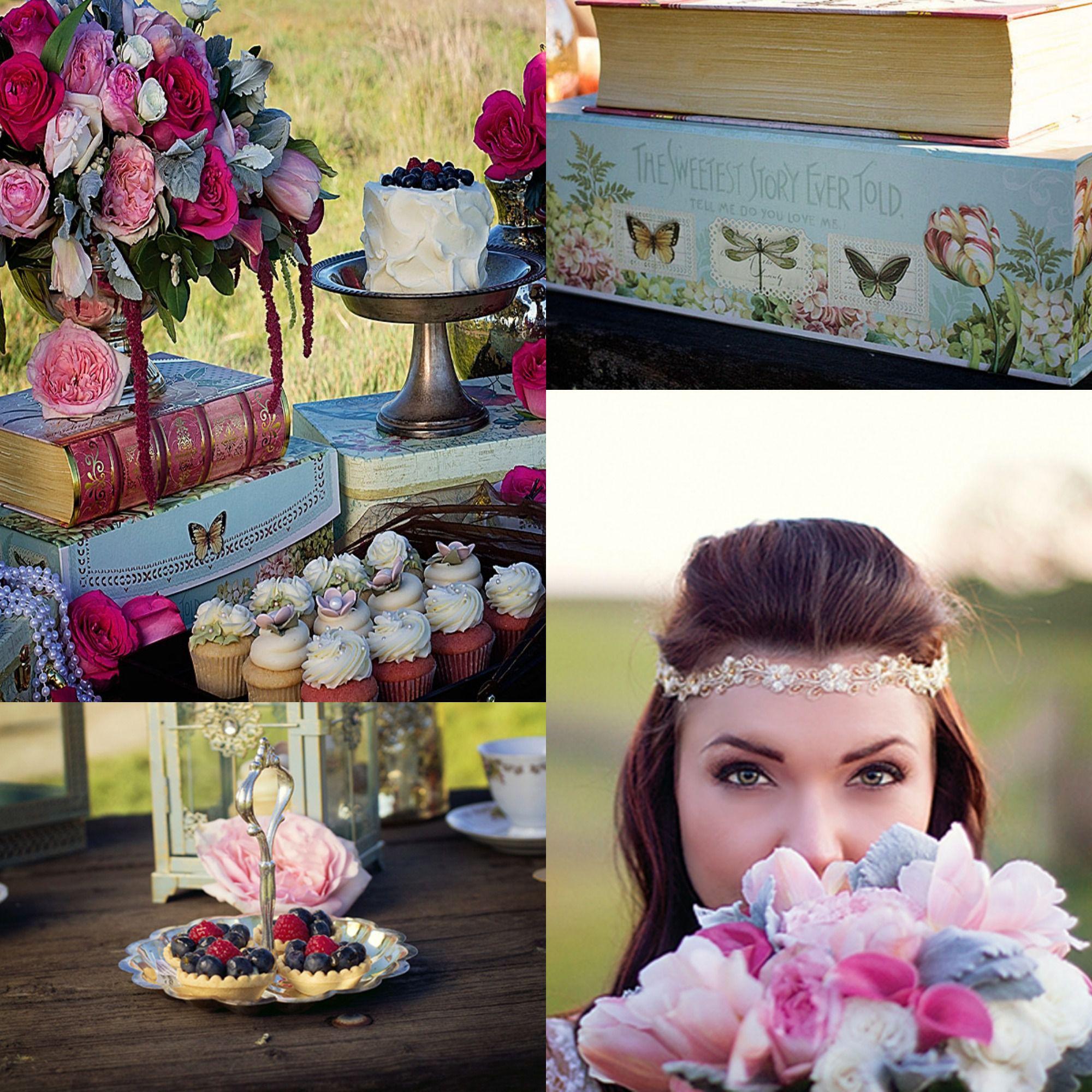 Bohemian Inspired California Wedding At Holly Farm: Bohemian Wedding Inspiration